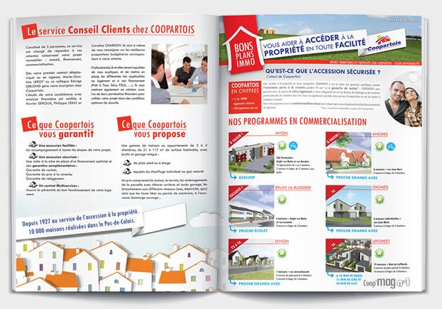 brochure journal